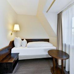 Отель NH Klösterle Nördlingen Германия, Нёрдлинген - 1 отзыв об отеле, цены и фото номеров - забронировать отель NH Klösterle Nördlingen онлайн комната для гостей фото 3