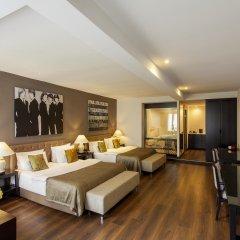 Quentin Boutique Hotel 4* Люкс с различными типами кроватей фото 7