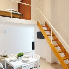 Отель L and H Plaza Santa Ana Мадрид комната для гостей