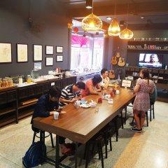 Отель Cloud On Saladaeng Бангкок питание фото 3