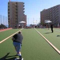 Отель Sol House Costa del Sol спортивное сооружение
