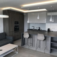 Апартаменты Poznan Apartments Towarowa комната для гостей