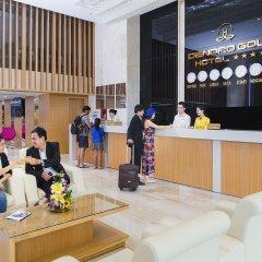 Отель Dendro Gold Нячанг интерьер отеля
