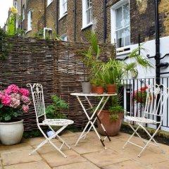 Отель Stylish 1 Bedroom Flat With A Beautiful Garden Лондон фото 5