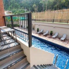 Отель Sugar Marina Resort - Cliff Hanger Aonang балкон фото 2