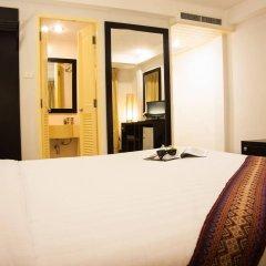 Отель Crystal Inn Phuket Пхукет сейф в номере