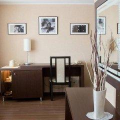 Гостиница Спутник Стандартный номер с двуспальной кроватью фото 16