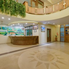 Отель Spazio Leisure Resort Гоа интерьер отеля