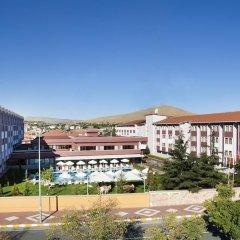 Crystal Kaymakli Hotel & Spa Турция, Мустафапаша - отзывы, цены и фото номеров - забронировать отель Crystal Kaymakli Hotel & Spa онлайн парковка
