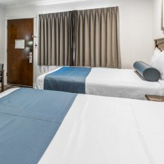 Отель Rodeway Inn & Suites Pacific Coast Highway США, Лос-Анджелес - отзывы, цены и фото номеров - забронировать отель Rodeway Inn & Suites Pacific Coast Highway онлайн комната для гостей фото 4