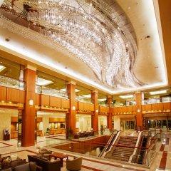Отель Royal Park Hotel Япония, Токио - отзывы, цены и фото номеров - забронировать отель Royal Park Hotel онлайн интерьер отеля фото 3