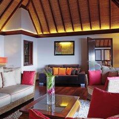 Отель Sofitel Moorea la Ora Beach Resort Французская Полинезия, Папеэте - 1 отзыв об отеле, цены и фото номеров - забронировать отель Sofitel Moorea la Ora Beach Resort онлайн комната для гостей фото 2