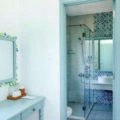 Отель Dalat De Charme Village Resort Далат ванная