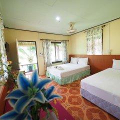 Отель Green Garden Resort Таиланд, Ланта - отзывы, цены и фото номеров - забронировать отель Green Garden Resort онлайн комната для гостей фото 3