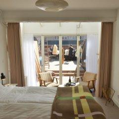 Отель Carmel Дания, Орхус - отзывы, цены и фото номеров - забронировать отель Carmel онлайн комната для гостей фото 4