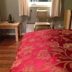 Отель Osterøy Minihotell Норвегия, Остерёй - отзывы, цены и фото номеров - забронировать отель Osterøy Minihotell онлайн комната для гостей фото 4