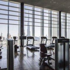 Отель DHH - Index Tower фитнесс-зал