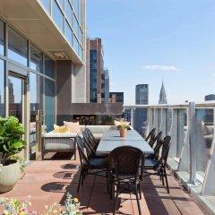 Отель Hyatt Times Square балкон