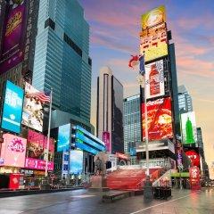 Отель Crowne Plaza Times Square Manhattan США, Нью-Йорк - отзывы, цены и фото номеров - забронировать отель Crowne Plaza Times Square Manhattan онлайн фото 4