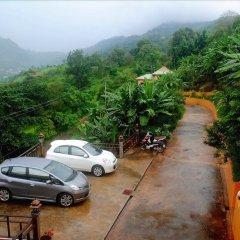 Отель Pong Yang Farm and Resort парковка