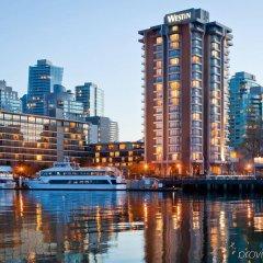 Отель The Westin Bayshore Vancouver Канада, Ванкувер - отзывы, цены и фото номеров - забронировать отель The Westin Bayshore Vancouver онлайн приотельная территория