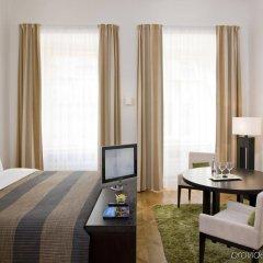 Отель Barceló Old Town Praha Чехия, Прага - 6 отзывов об отеле, цены и фото номеров - забронировать отель Barceló Old Town Praha онлайн комната для гостей фото 3