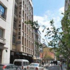 Inter Hotel Турция, Стамбул - 1 отзыв об отеле, цены и фото номеров - забронировать отель Inter Hotel онлайн парковка