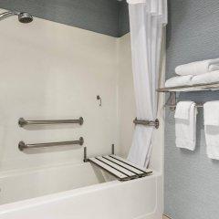 Отель Homewood Suites By Hilton Columbus-Hilliard Хиллиард ванная фото 2
