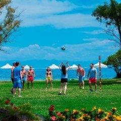 Отель TUI Family Life Kerkyra Golf Греция, Корфу - отзывы, цены и фото номеров - забронировать отель TUI Family Life Kerkyra Golf онлайн фитнесс-зал фото 2