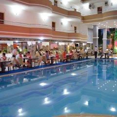 Отель Club Efes Otel Силифке бассейн фото 3