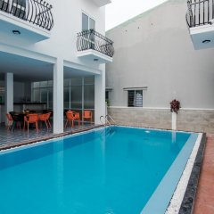 Отель Silver Moon Villa Hoi An - Guest House Вьетнам, Хойан - отзывы, цены и фото номеров - забронировать отель Silver Moon Villa Hoi An - Guest House онлайн бассейн фото 3