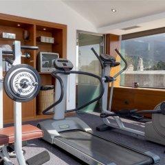 AC Hotel Genova by Marriott Генуя фитнесс-зал фото 4