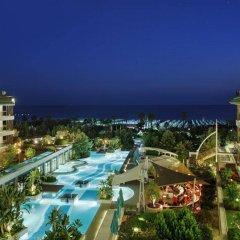 Отель Sensimar Side Resort & Spa – All Inclusive пляж фото 2