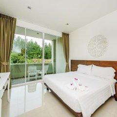 Отель L'esprit de Naiyang Beach Resort 4* Номер Делюкс разные типы кроватей фото 2