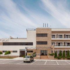Капри Отель Одесса парковка