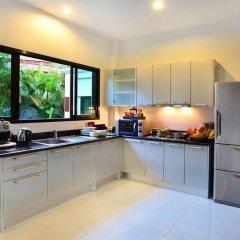 Отель The Bell Pool Villa Resort Phuket в номере
