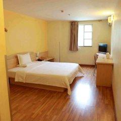 Отель 7 Days Inn Beijing Beihai Park Branch Китай, Пекин - отзывы, цены и фото номеров - забронировать отель 7 Days Inn Beijing Beihai Park Branch онлайн комната для гостей фото 3