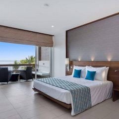 Отель Amagi Lagoon Resort & Spa комната для гостей фото 4