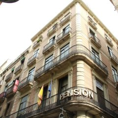 Отель Pensión Segre вид на фасад фото 2