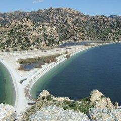 Selenes Pansiyon Турция, Алтинкум - отзывы, цены и фото номеров - забронировать отель Selenes Pansiyon онлайн пляж