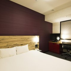 Отель Villa Fontaine Tokyo-Tamachi Япония, Токио - 1 отзыв об отеле, цены и фото номеров - забронировать отель Villa Fontaine Tokyo-Tamachi онлайн комната для гостей