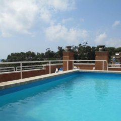 Отель Apartamentos Rosanna бассейн