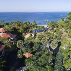 Отель Rawi Warin Resort and Spa пляж