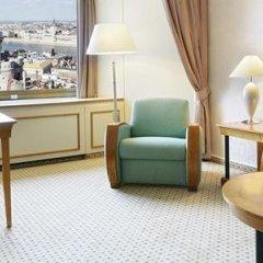 Отель Hilton Budapest Будапешт удобства в номере фото 2