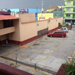 Отель Gallo Rubio Мексика, Гвадалахара - отзывы, цены и фото номеров - забронировать отель Gallo Rubio онлайн парковка