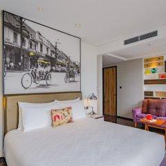 Отель Indigo Bangkok Wireless Road Бангкок детские мероприятия фото 2