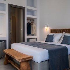 Milos Breeze Boutique Hotel комната для гостей фото 4