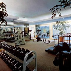 Sheraton Santiago Hotel and Convention Center фитнесс-зал