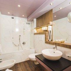 Отель Grand Hotel Terme Италия, Монтегротто-Терме - отзывы, цены и фото номеров - забронировать отель Grand Hotel Terme онлайн ванная фото 2