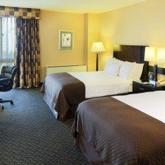 Отель Radisson Jfk Airport США, Нью-Йорк - отзывы, цены и фото номеров - забронировать отель Radisson Jfk Airport онлайн удобства в номере фото 2